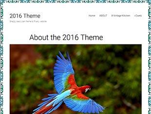 2016-theme